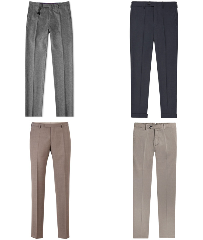 the best wool trousers for men