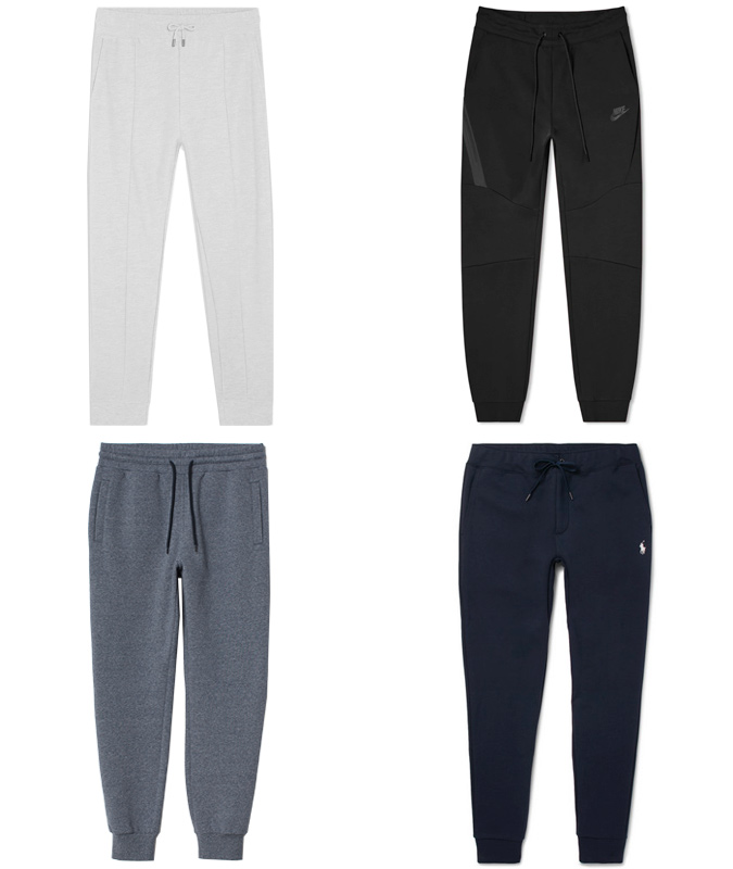 the best slim joggers for men