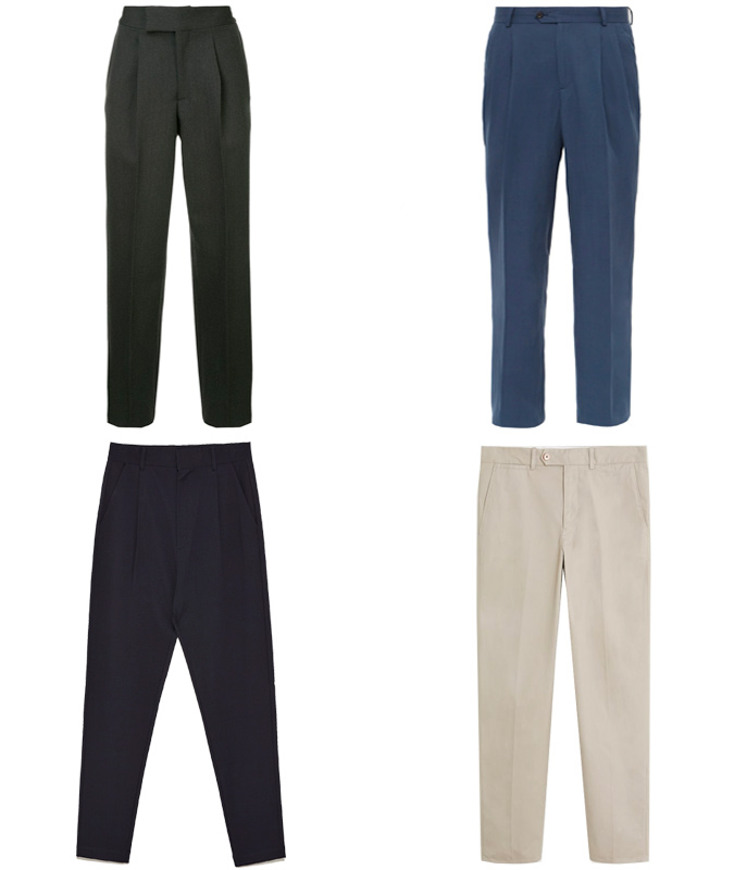 The Best High-Waisted Trousers For Men