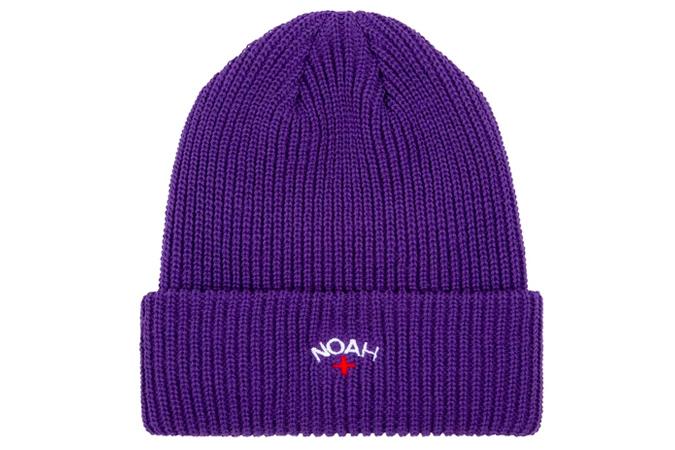 Noah core logo beanie