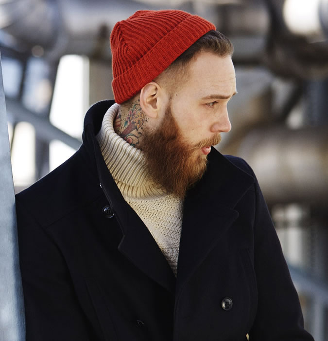 How to wear a fisherman's beanie