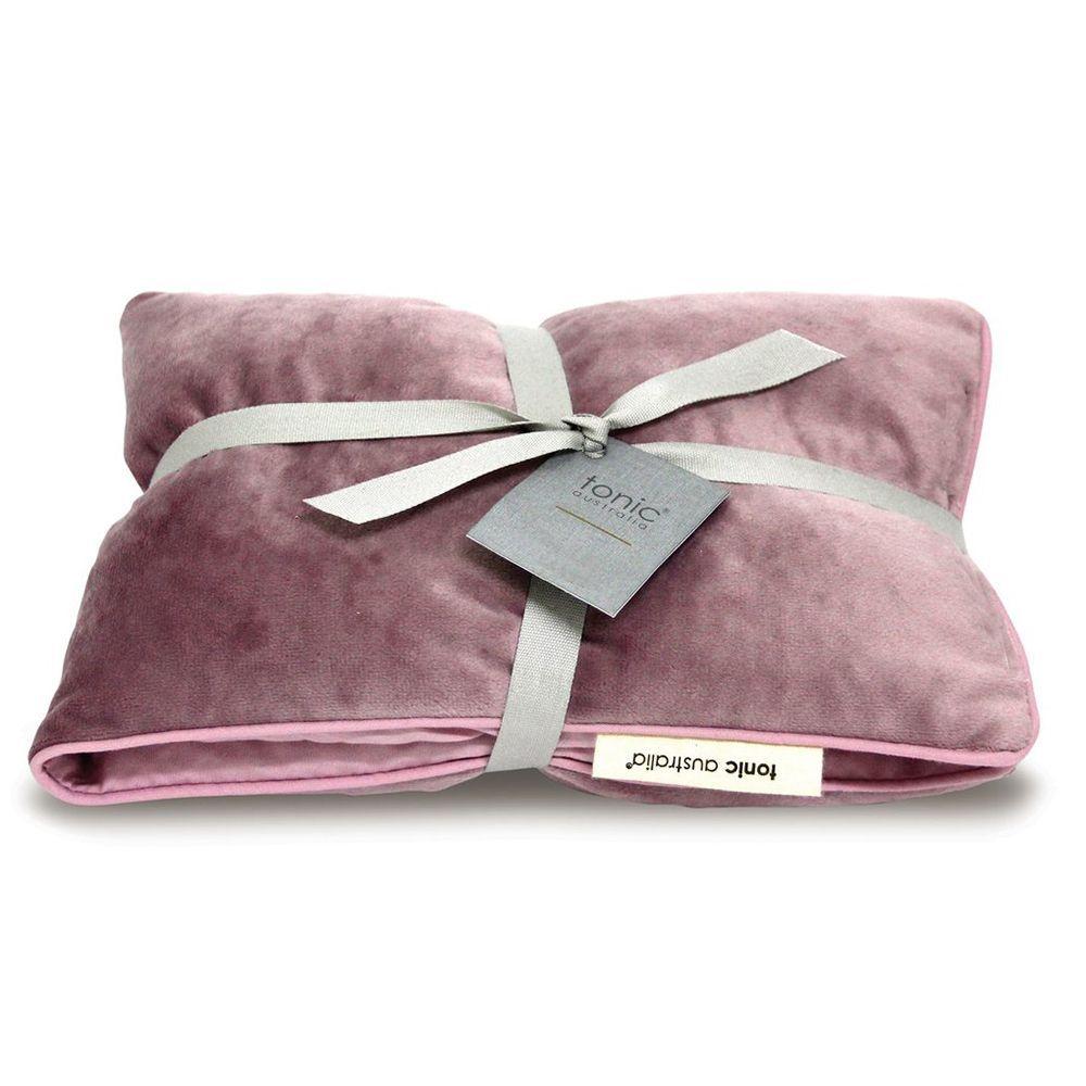 Velvet Heat Pillow