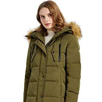 Women's Down Jacket Winter Long Coat