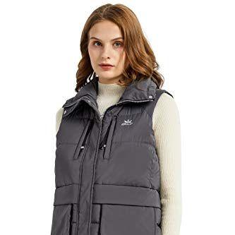 Women's Light Down Vest