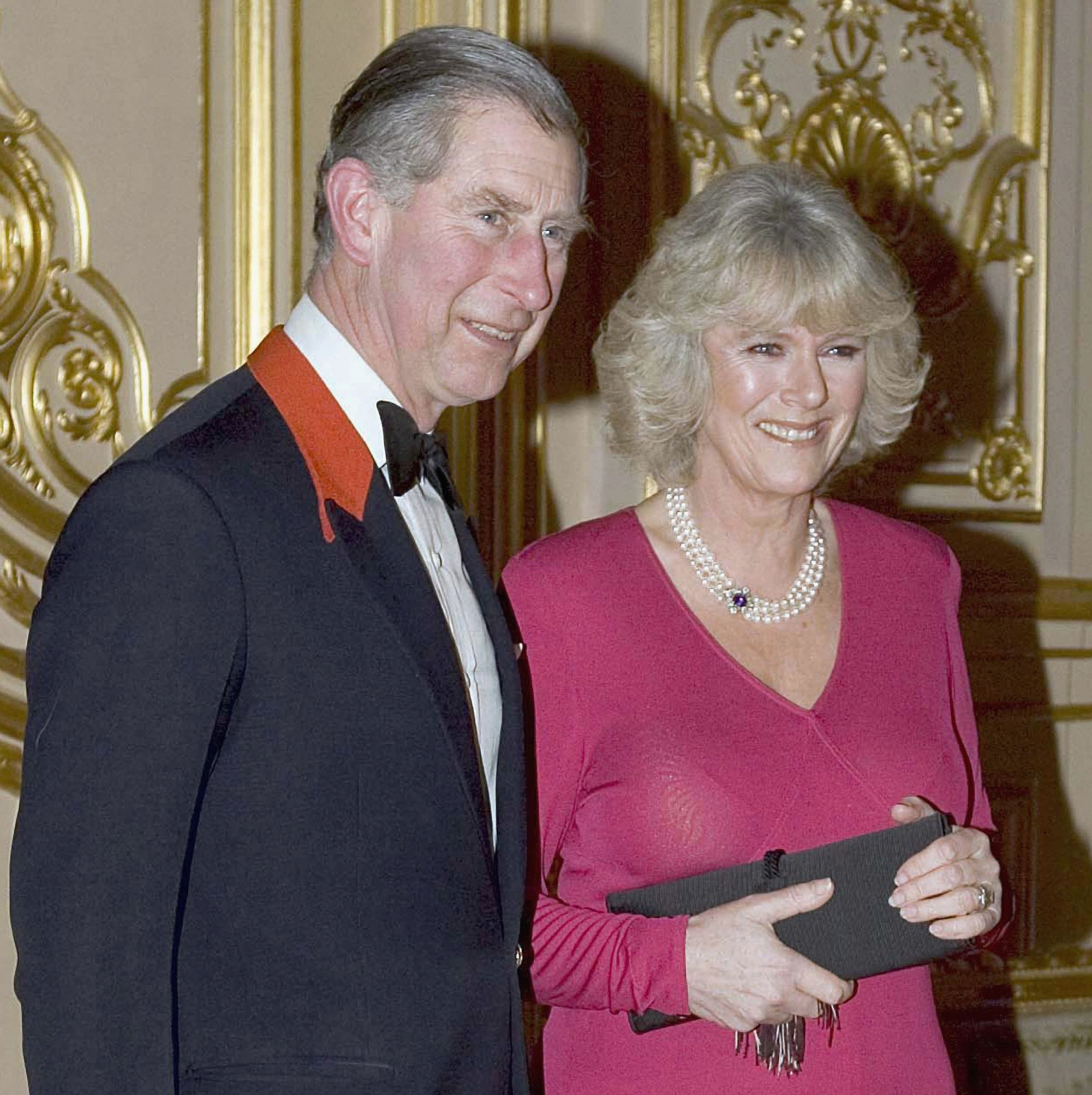Prince Charles And Camilla Parker-Bowles Announce Intention To Marry