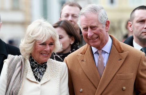 The Prince Of Wales And The Duchess Of Cornwall Visit Croatia