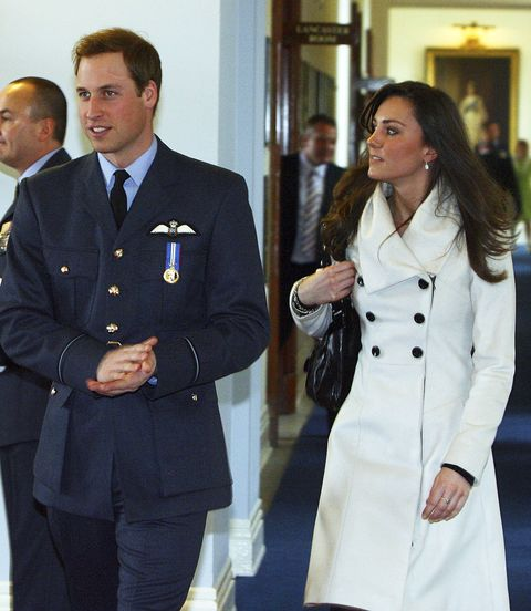 prince william and kate middleton in 2008