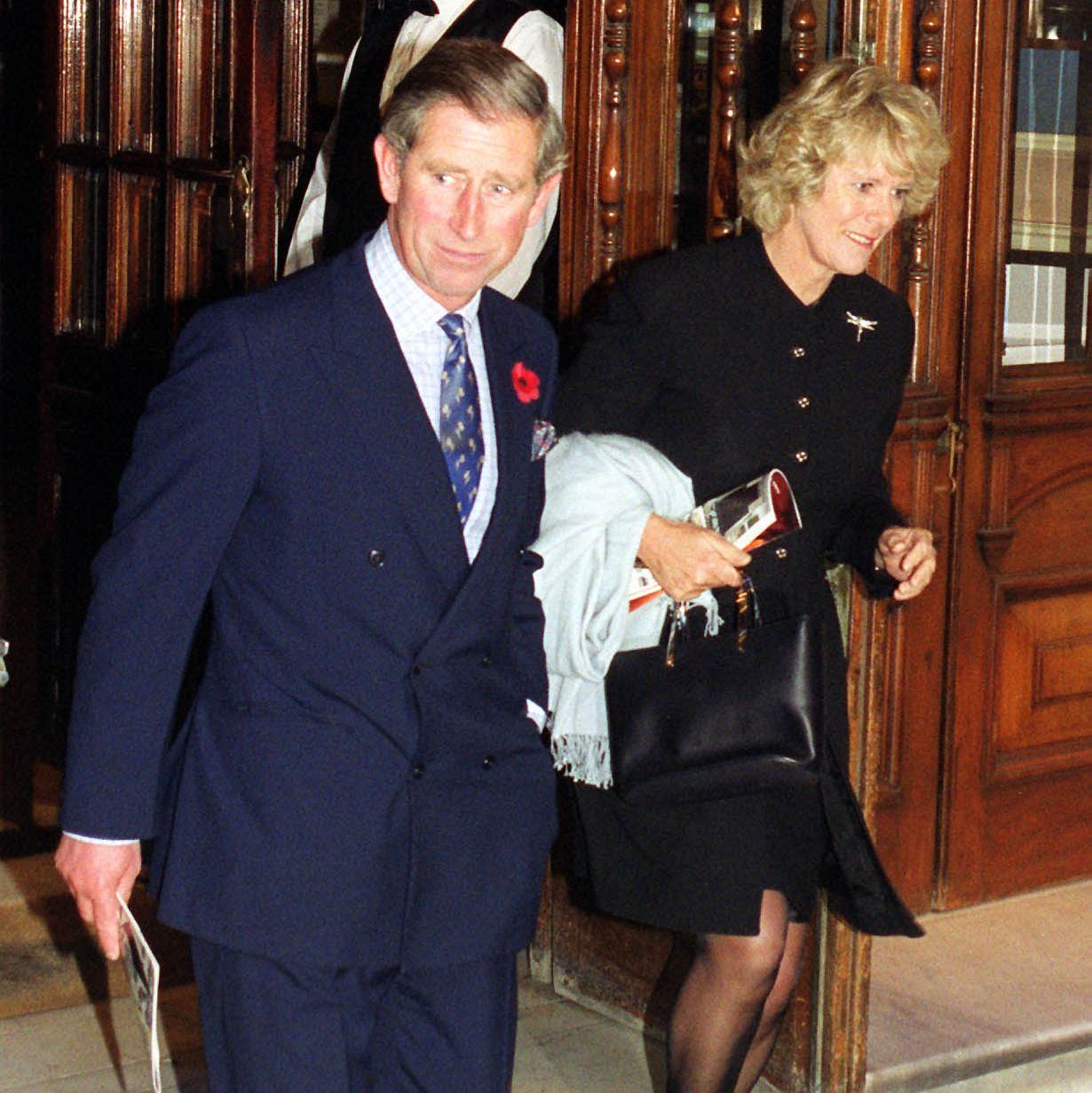 Theatre/Charles and Camilla
